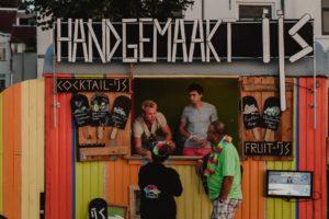 Centraal duurzaam koelhuis: 'Sharing coolness' tijdens Vierdaagsefeesten