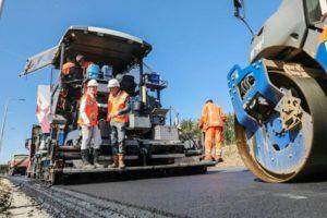 Nieuw asfalt op N342 combineert lagere CO₂-uitstoot met hoog recyclingpercentage