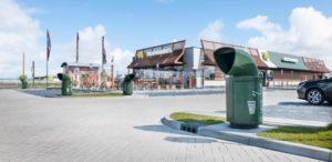 McDonald's Nederland gaat restafval maximaal recyclen