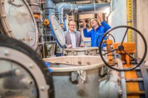 Vliegende start voor vernieuwd en duurzaam Boschbad