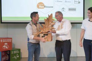Haarlemse Van Vessem meest duurzame bedrijf van Nederland