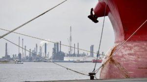 Eerste elektrische binnenschepen varen vanaf augustus op Antwerpen