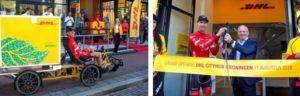 CityHub Groningen wereldprimeur voor duurzame stadsdistributie
