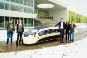 Solar Team Eindhoven bouwt nieuwe zonneauto op de Brainport Industries Campus