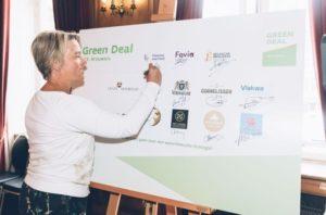 Green Deal Brouwers zet in op duurzamer watergebruik