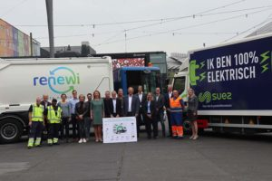 Pilot duurzaam logistiek model voor inzameling bedrijfsafval Amsterdam-Zuidoost van start