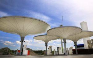 Stadsdistributie op duurzame waterstof stap dichterbij door bouw tankstation in Alkmaar