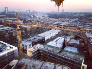 TNO laat zien dat slimme bouwlogistiek loont
