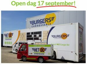 Open Dag – Duurzame Stadsdistributie oplossingen bij Seval e Cargo op 17 september