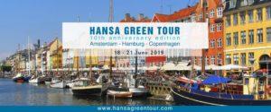 10e Hansa Green Tour de lustrum editie. inschrijving geopend!