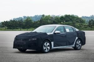 Kia zet vol in op hybride, waterstof en autonoom rijden