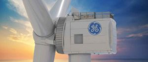 Prototype krachtigste windturbine ter wereld Haliade-X 12 MW deze zomer geïnstalleerd op Maasvlakte