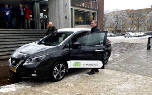 Gemeente Vlissingen deelnemer in E-Mobility Park Kenniswerf