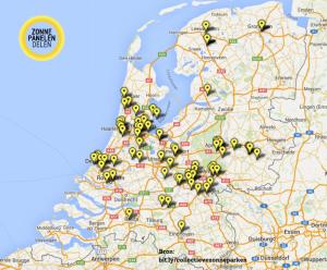 Meeste collectieve zonne-energieprojecten in Gelderland