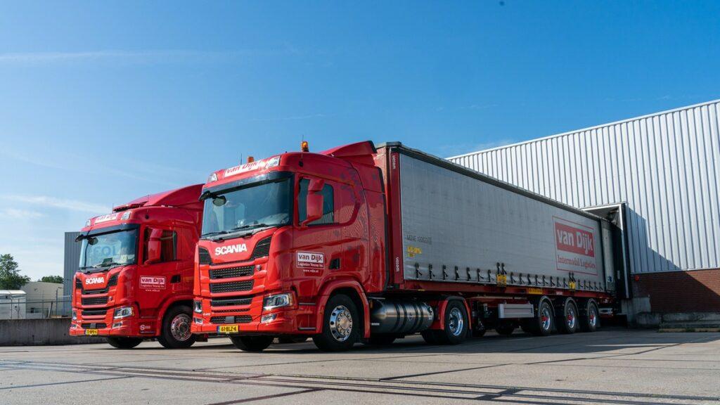 Van Dijk Logistics