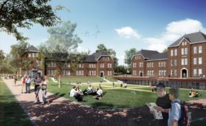 Nieuwbouw Universiteit Maastricht living lab voor duurzaam vastgoed