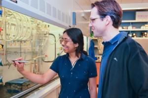Wetenschappers kunnen van broeikasgassen plastic maken