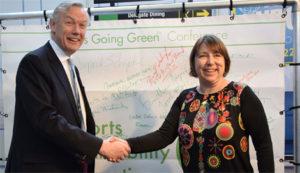 TUI fly tekent als eerste airline de Airports Sustainability Declaration