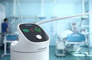 Samenwerking tussen SodaStream en Hadassah Medical Center resulteert in innovatief ademhalingsapparaat om invasieve ademhalingshulp te vermijden