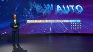 Volkswagen Groep lanceert nieuwe strategie met focus op elektrische, zelfrijdende auto's: NEW AUTO