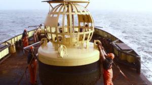 Test zeewierteelt voor de kust van Scheveningen