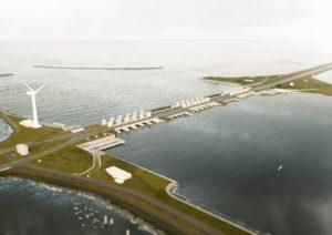 Ontwerp vernieuwingen Afsluitdijk toegelicht