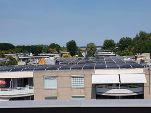 480 zonnepanelen op Buitendijk in Zeewolde