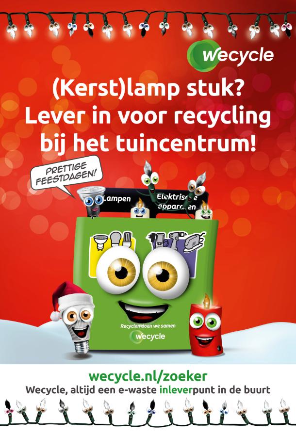 Recycleactie