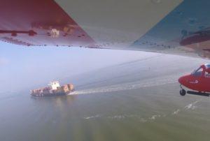 Onderzoek gebruik satellieten bij meten uitstoot zwavel- en stikstofdioxiden door zeeschepen