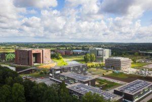 Wageningen opnieuw meest groene universiteit ter wereld