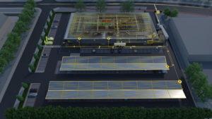 Lidl bouwt eerste energie circulaire winkel van Nederland