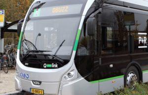 Waterstoftankstation en 20 waterstofbussen voor busconcessie