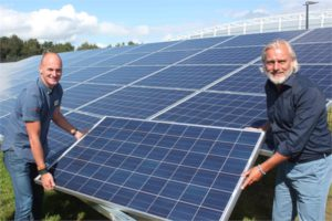 WILDLANDS en Pure Energie verduurzamen dierentuin