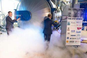 MARIN lanceert 'ruimteschip' voor maritiem onderzoek
