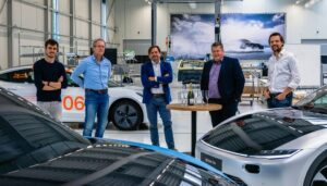Investering BOM en Sioux toont vertrouwen in Lightyear