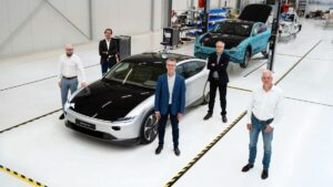 Lightyear kiest Valmet Automotive voor productie Lightyear One