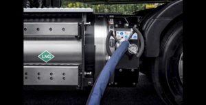 Volvo LNG-truck als milieuvriendelijk alternatief voor zwaar regionaal en internationaal transport
