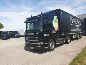 FirstClass Couriers & Transport 2