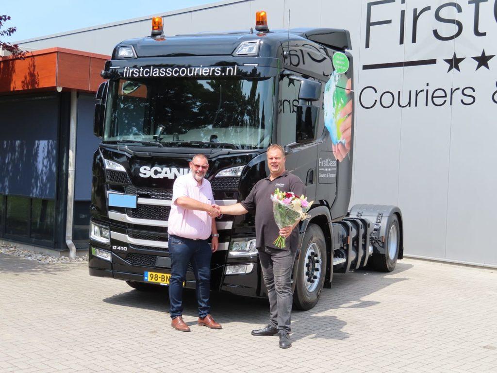 FirstClass Couriers & Transport