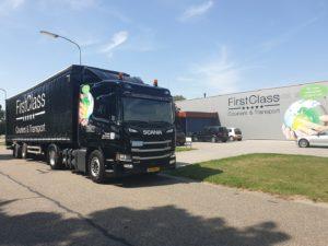 FirstClass Couriers & Transport 1