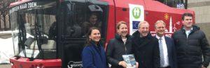 Staatssecretaris van Veldhoven onder de indruk van noordelijke waterstofambitie