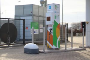Eerste af-fabriek Hyundai waterstoftrucks voor Nederland