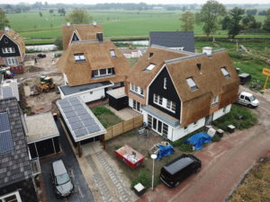 SolarNRG voorziet Valleipark in Leusden van Panasonic zonnepanelen