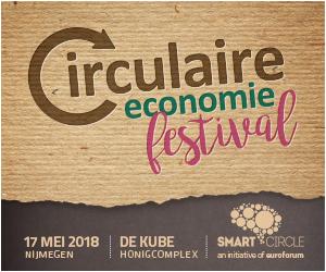 Circulaire Economie Festival, oplossingen/vraagstukken  en impact maken voor nieuw gezond economisch systeem
