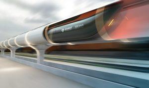 Magneetzweeftrein maakt Brussel of Düsseldorf binnen half uur bereikbaar