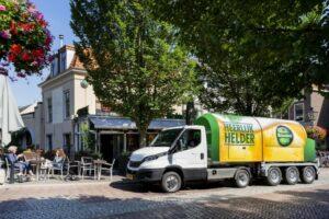 Heineken gaat cafés lichter, stiller en schoner bevoorraden