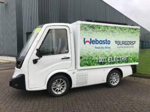 Seval e Cargo komt met 100% elektrische koelwagen