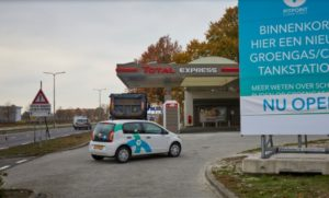 Eerste tankstation voor CNG en Groengas geopend in Nederweert