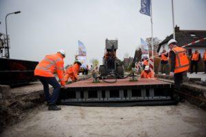 Aanleg 2e PlasticRoad-fietspad in Overijssel van start