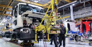 Renault Trucks start serieproductie elektrische trucks